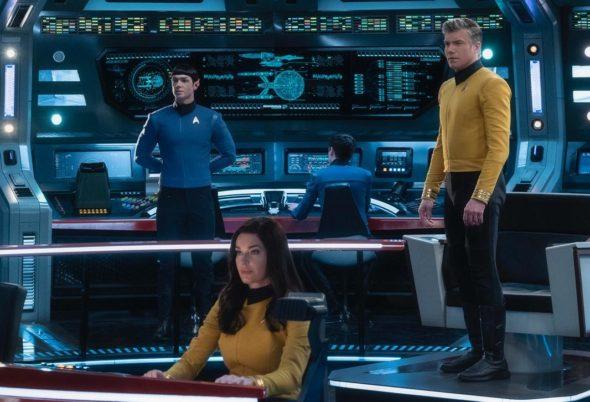 Star Trek: Strange New Worlds TV Show on Paramount+: canceled or renewed?