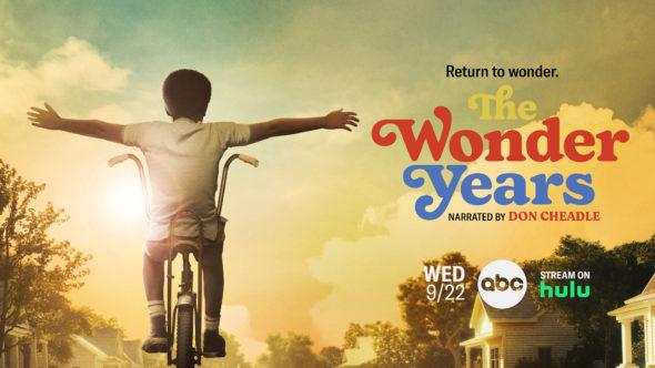 The Wonder Years (2021) TV show on ABC: season 1 ratings