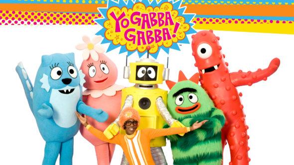 Yo Gabba Gabba TV Show on Apple TV+: canceled or renewed?