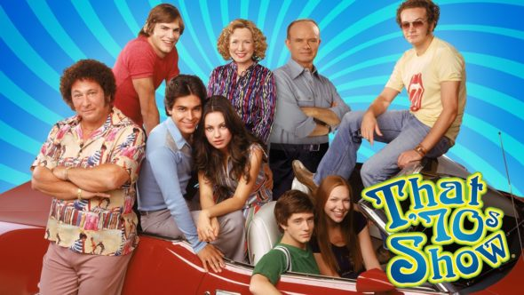 That 90's Show TV Show on Netflix: canceled or renewed?