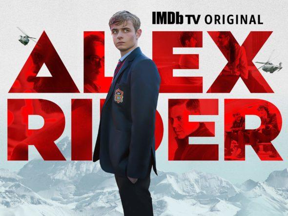 Alex Rider TV Show on IMDb TV: canceled or renewed?