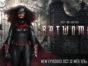 Batwoman TV show on The CW: season 3 ratings