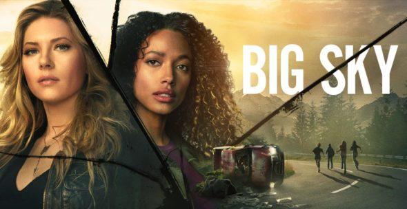 Big Sky TV show on ABC: season 2 ratings