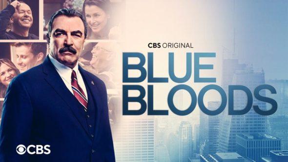 Blue Bloods TV show on CBS: season 12 ratings