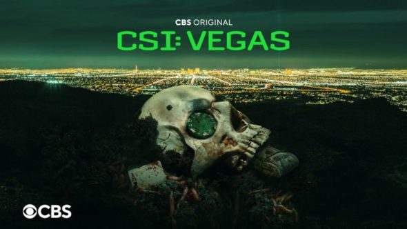 CSI: Vegas TV show on CBS: season 1 ratings