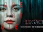 Legacies TV show on The CW: season 4 ratings