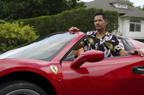 Magnum PI TV show on CBS: season 4 ratings