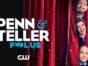 Penn & Teller TV show on The CW: season 8 ratings