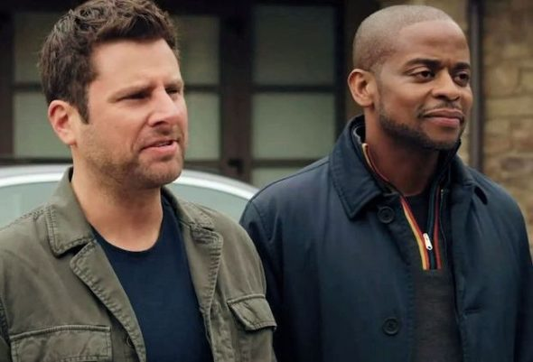 Psych TV Show on Peacock: canceled or renewed?