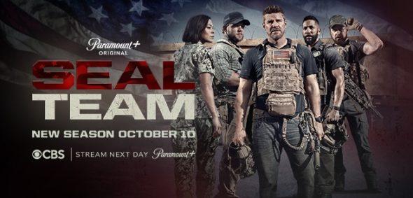 SEAL Team TV show on CBS: season 5 ratings