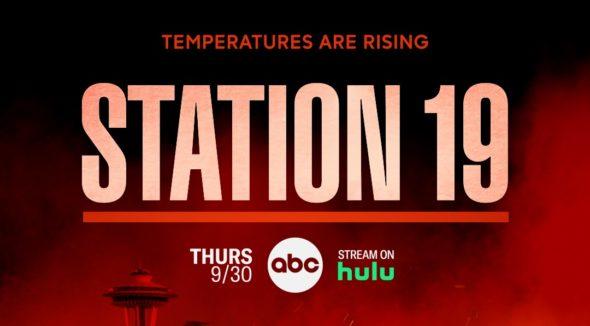 Station 19 TV show on ABC: season 5 ratings