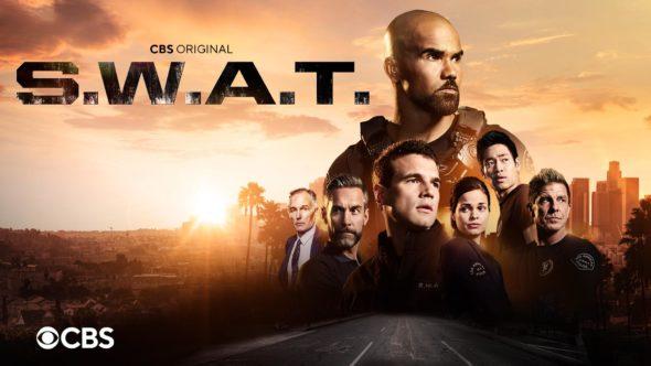SWAT TV show on CBS: season 5 ratings