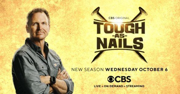 Tough As Nails TV show on CBS: season 3 ratings