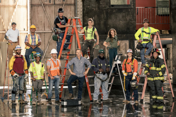Tough As Nails TV show on CBS: canceled or renewed for season 4?