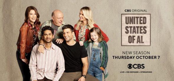 United States of Al TV show on CBS: season 2 ratings