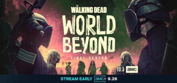 The Walking Dead; World Beyond TV show on AMC: season 2 ratings