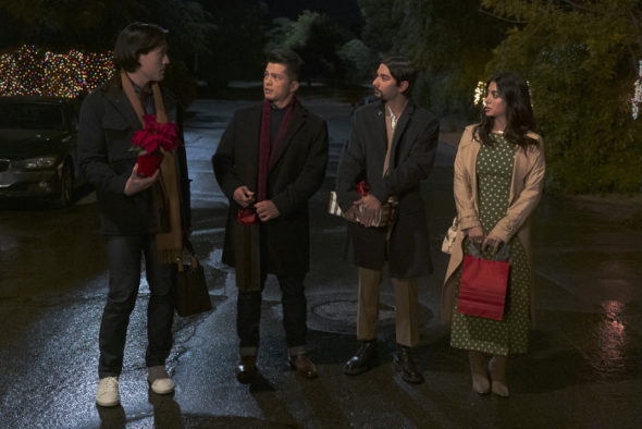 With Love TV Show on Amazon: canceled or renewed?