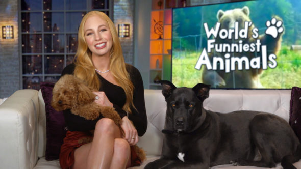 World's Funniest Animals TV show on The CW: season 2 ratings
