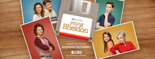 Young Sheldon TV show on CBS: season 5 ratings