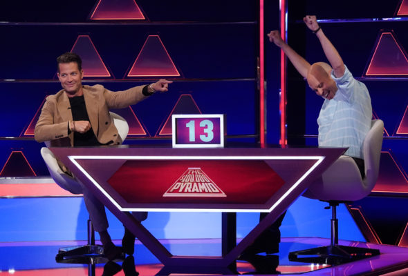 The $100,000 Pyramid TV show on ABC: canceled or renewed for season 6?