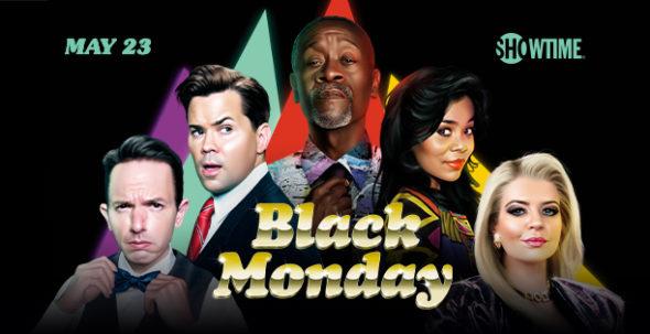 Black Monday TV show on Showtime: season 3 ratings