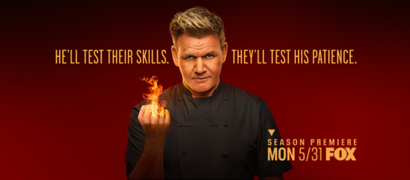 Hell's Kitchen TV show on FOX: season 20 ratings
