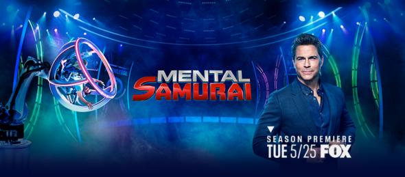 Mental Samurai TV show on FOX: season 2 ratings