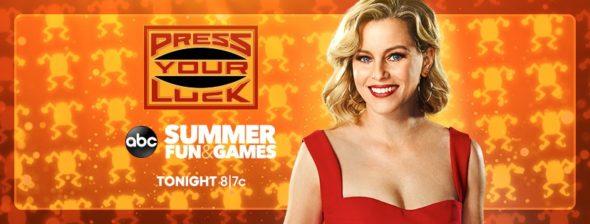 Press Your Luck TV show on ABC: season 3 ratings