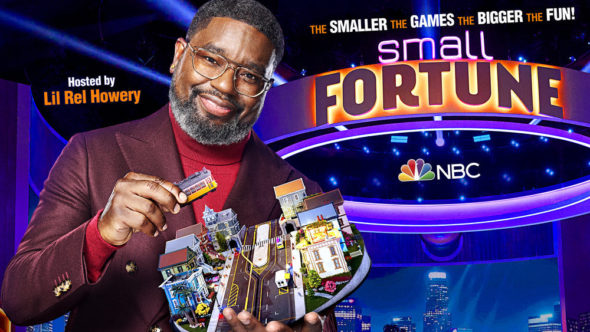 Small Fortune TV show on NBC: season 1 ratings