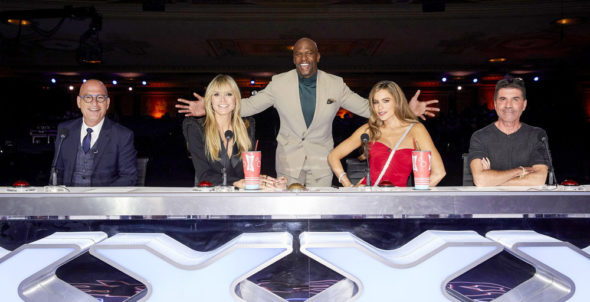 America's Got Talent TV show on NBC: canceled or renewed for season 17?
