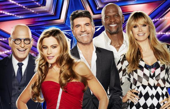 America's Got Talent TV show on NBC: season 16 ratings