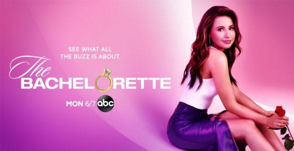 The Bachelorette TV show on ABC: season 17 ratings