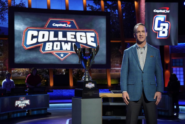 Capital One College Bowl TV show on NBC: canceled or renewed?