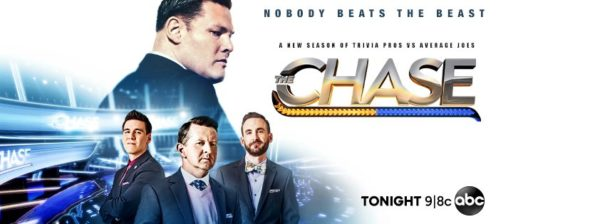 The Chase TV show on ABC: season 2 ratings