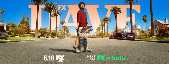 Dave TV show on FXX: season 2 ratings