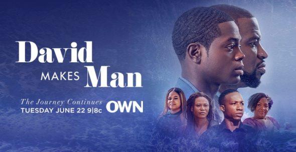 David Makes Man TV show on OWN: season 2 ratings