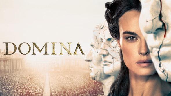 Domina TV show on EPIX: canceled or renewed for season 2?
