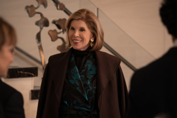 The Good Fight TV show on Paramount+: canceled or renewed for season 6?