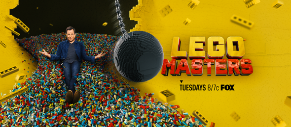 LEGO Masters TV show on FOX: season 2 ratings