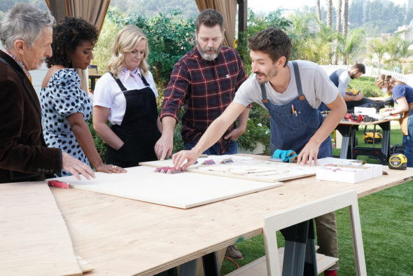 Making It TV show on NBC: canceled or renewed for season 4?