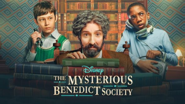 The Mysterious Benedict Society TV show on Disney+: canceled or renewed for season 2?