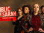 The Republic of Sarah TV show on The CW: season 1 ratings