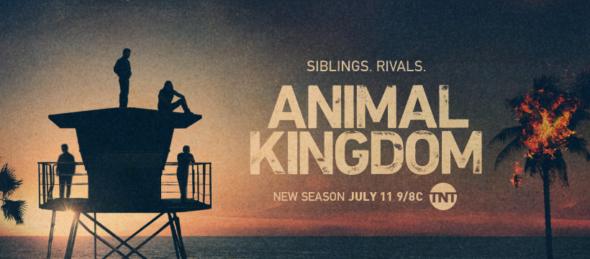 Animal Kingdom TV show on TNT: season 5 ratings