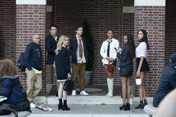 Gossip Girl (2021) TV show on HBO Max: canceled or renewed?