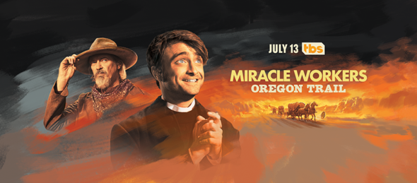 Miracle Workers TV show on TBS: season 3 ratings