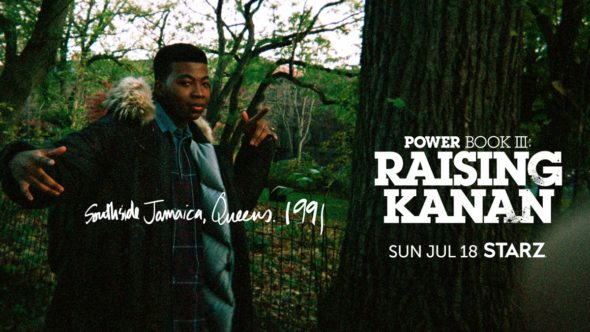 Power Book III: Raising Kanan TV show on Starz: season 1 ratings