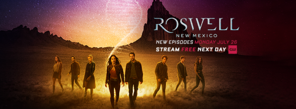 Roswell New Mexico TV show on The CW: season 3 ratings