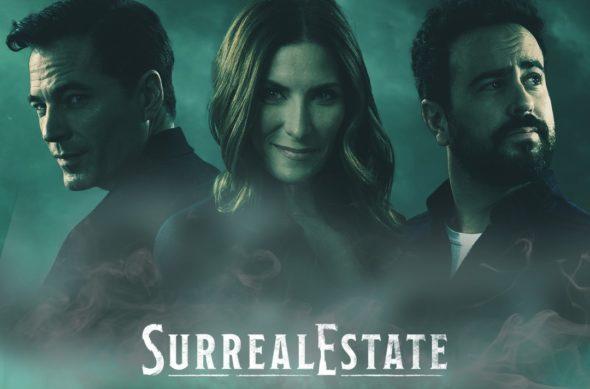 SurrealEstate TV show on Syfy: canceled or renewed?