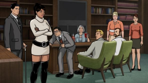 Archer TV show on FXX: canceled or renewed for season 13?