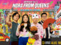Awkwafina Is Nora from Queens TV show on Comedy Central: season 2 ratings